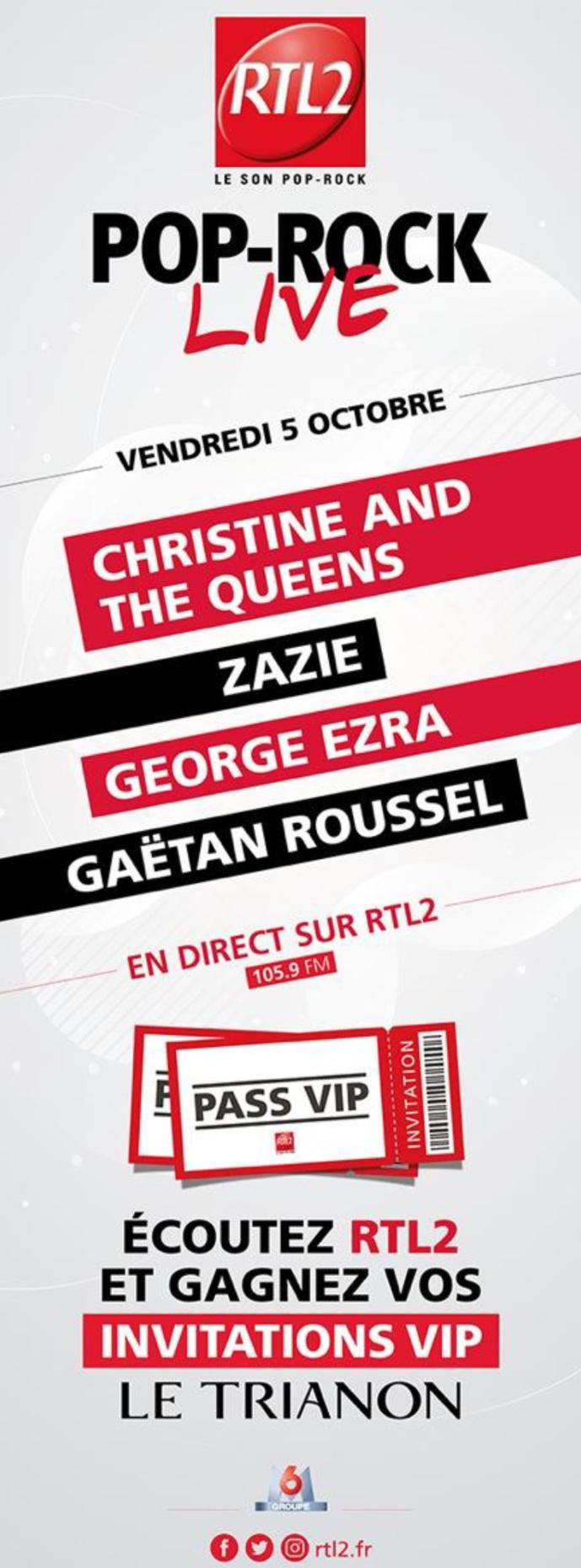 RTL2 lance une campagne pour sa rentrée