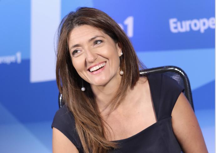 Formée à Radio France, Raphaëlle Duchemin est passée par RMC avant de rejoindre Europe 1.