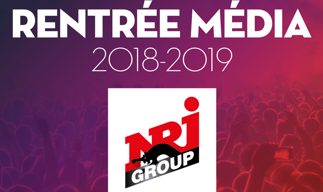 Le groupe NRJ fera conférence commune avec le pôle TV.