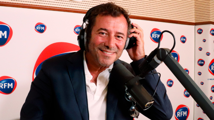 Bernard Montiel rejoint RFM le week-end