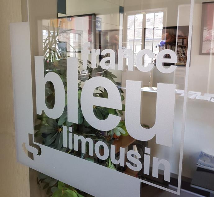 Les bureaux de France Bleu Limousin à Limoges © Illustration Facebook France Bleu