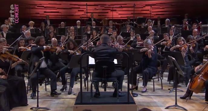 """Pour la deuxième année, les musiciens de l'Orchestre National se produiront en formation de musique de chambre au Studio 104 dans le cadre des """"Midi trente"""" présentés par Saskia de Ville."""