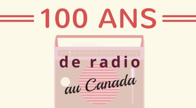 Au Canada, on célèbre les 100 ans de la radio