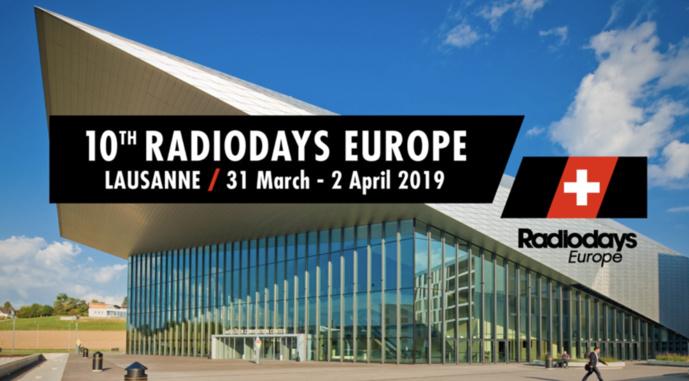 Inscriptions ouvertes pour les Radiodays 2019