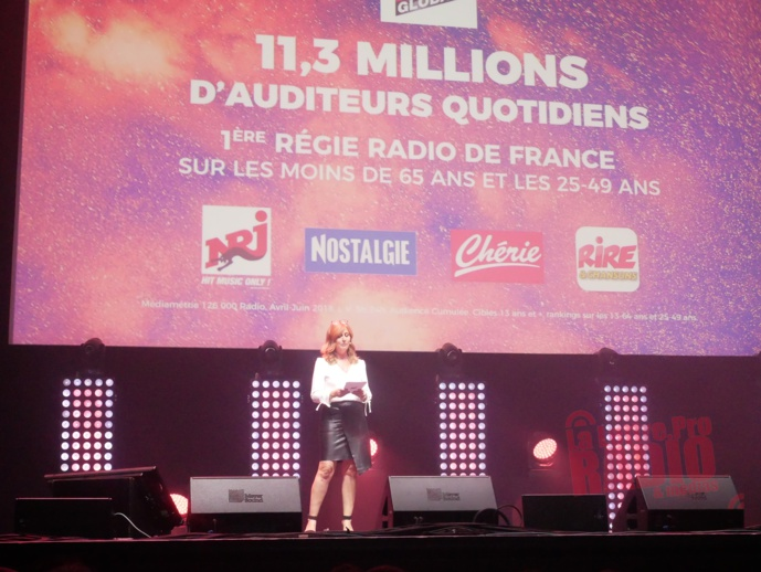 Béatrice Leroux-Barraux est revenue, en chiffres, sur les forces du groupe / Photo François Quairel