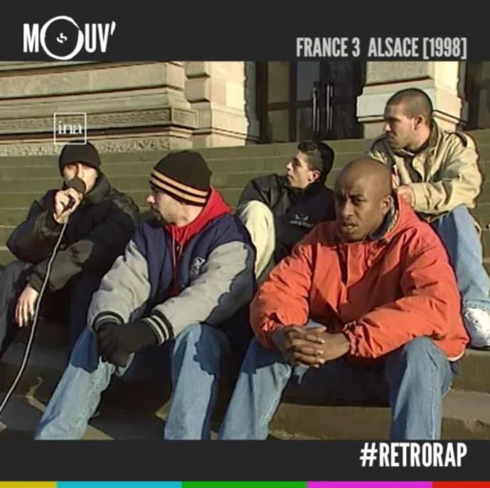 Mouv' lance Rétrorap, une nouvelle série vidéo