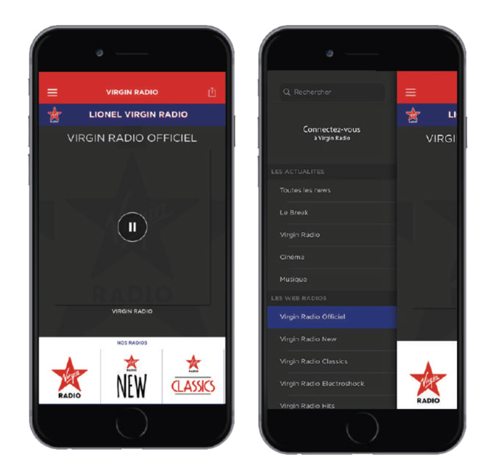Virgin Radio : entre local, matinale et digital