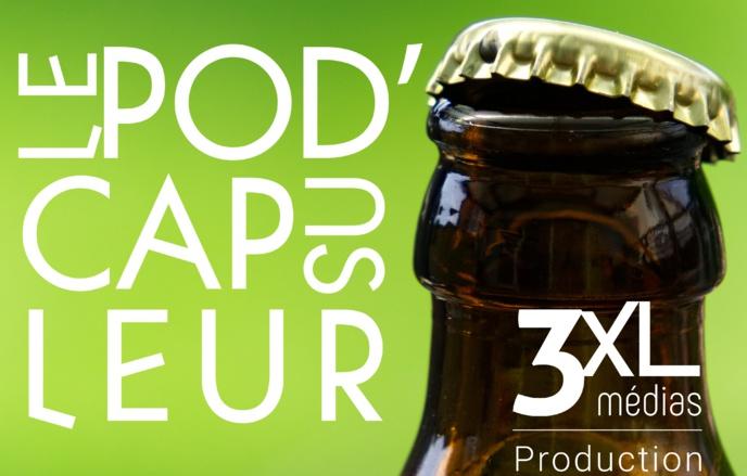 Le Pod'capsuleur : le podcast qui aime la bière et les brasseurs