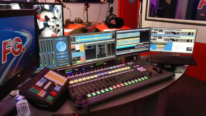 SAVE Diffusion migre Radio FG en Wheatstone LXE
