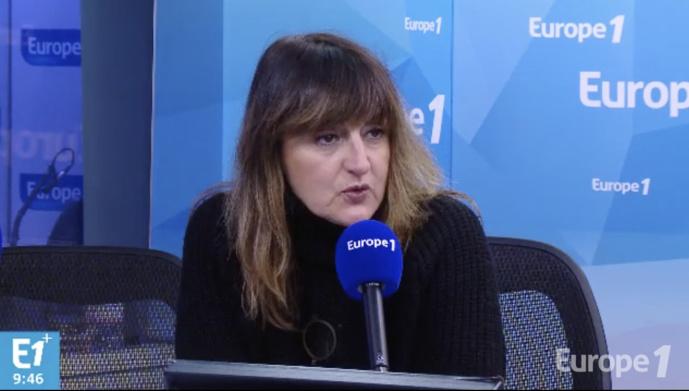 Nathalie André avait dirigé les programmes d'Europe 1 pendant une saison.