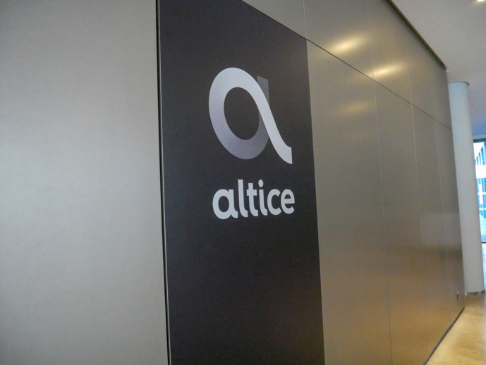 Les studios de RMC, BFM TV et des autres chaînes sont logés dans le Campus Altice / Photo François Quairel