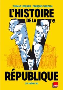 Thomas Legrand raconte l'histoire de la Ve République
