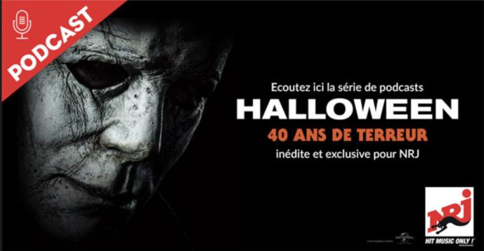 """""""Halloween, 40 ans de terreur"""" est disponible dès ce jeudi."""