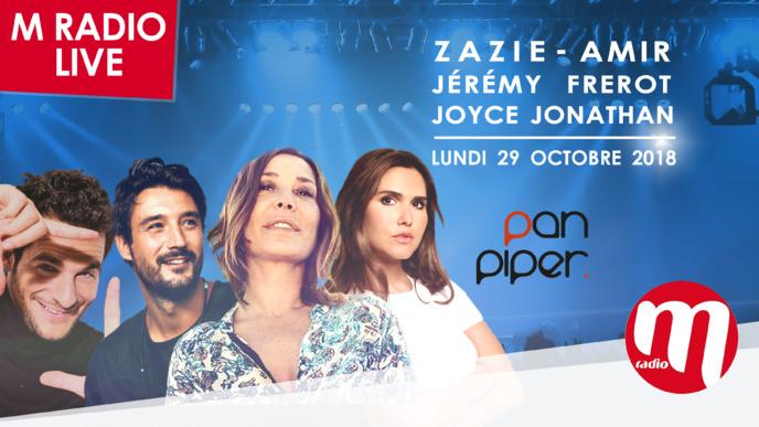 Les artistes seront sur la scène du Pan Piper à Paris.