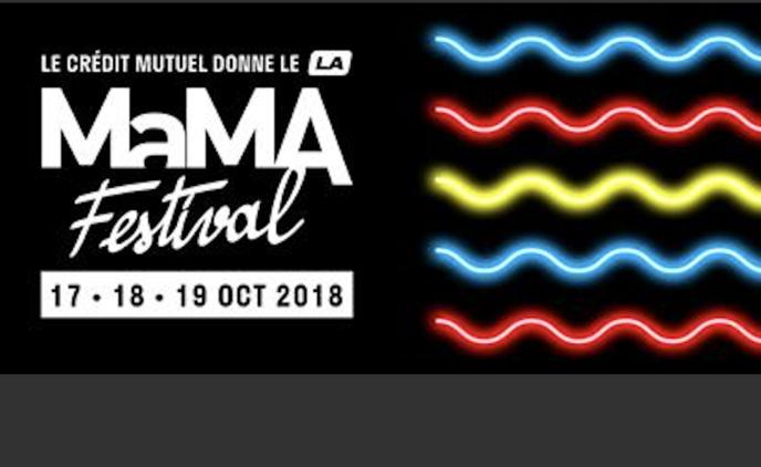 FIP partenaire du MaMa Festival à Paris