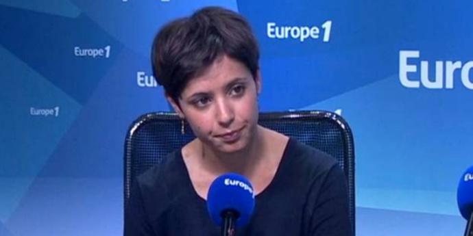 Gwendoline Debono est réceompensée pour son reportage dans un camp de femmes djihadistes en Syrie.