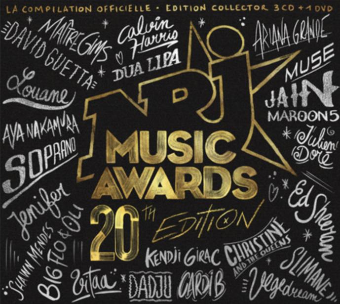 Une édition limitée en version vinyle de la compilation NRJ Music Awards sera aussi disponible à partir du 7 décembre