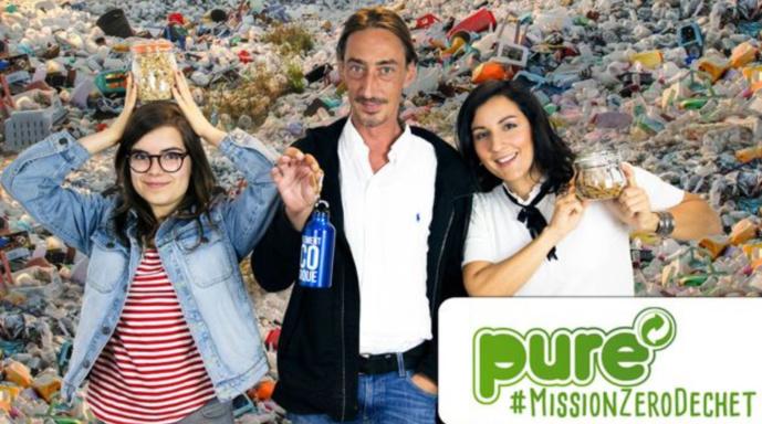 Belgique : Pure en mission zéro déchet
