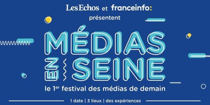 """Le festival """"Médias en Seine"""" se prépare"""