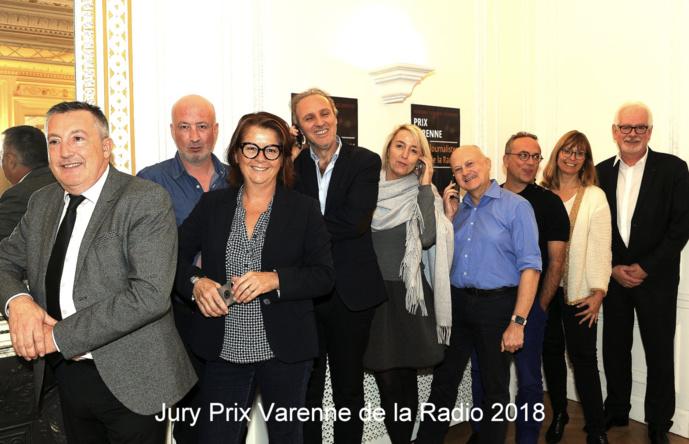 Le premier des jurys des prix Varenne du journalisme s'est réuni, ce  soir, pour distinguer les meilleurs reportages radio parmi 89 dossiers de candidatures déposés tant par des journalistes que des étudiants en journalisme.