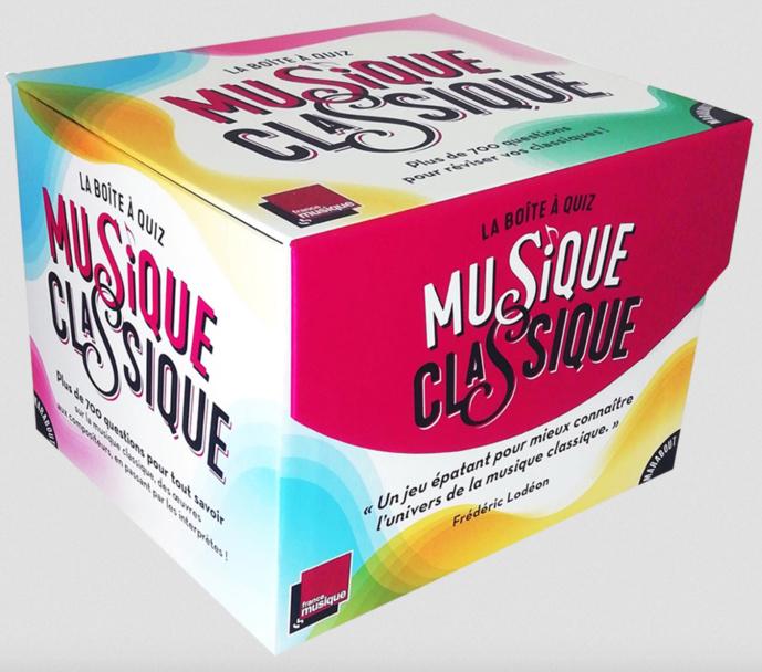 La Boîte à Quiz de France Musique