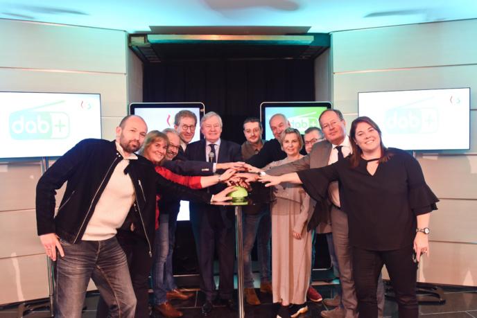 Avec la Flandre qui a aussi lancé officiellement le DAB+ cette semaine, c'est maintenant toute la Belgique radiophonique qui bascule dans une nouvelle ère numérique de la radio
