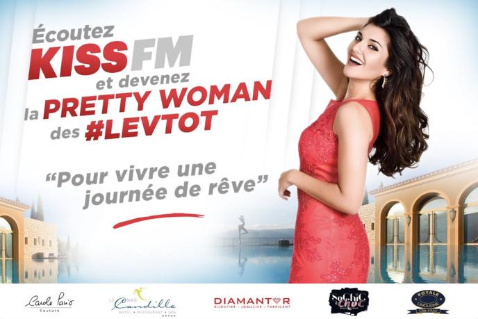 """Kiss FM recherche sa """"Pretty Woman"""""""
