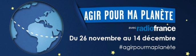 Radio France : un dispositif autour de la COP 24