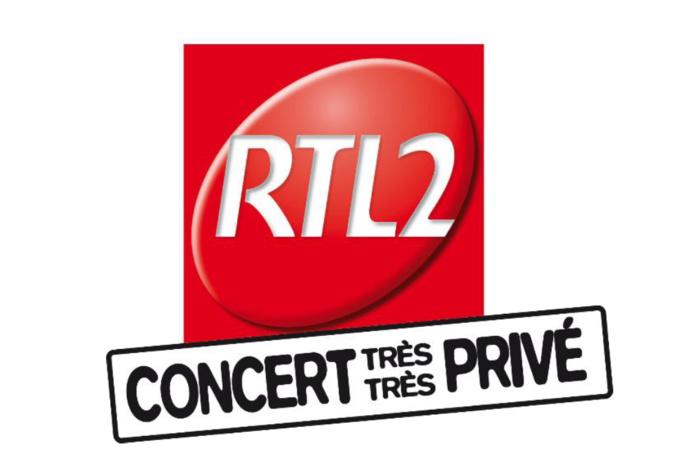 """RTL2 : un """"Concert Très Très Privé """" avec Vanessa Paradis"""
