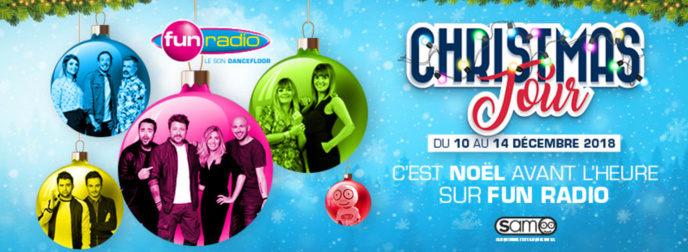 "Fun Radio lance son ""Christmas Tour"""