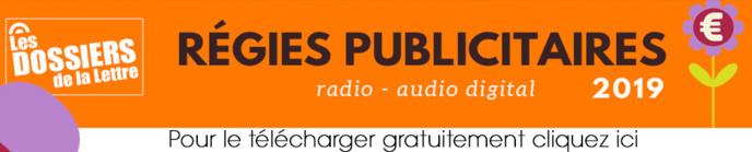 Voici le premier hors-série sur le marché de publicité radio et audio