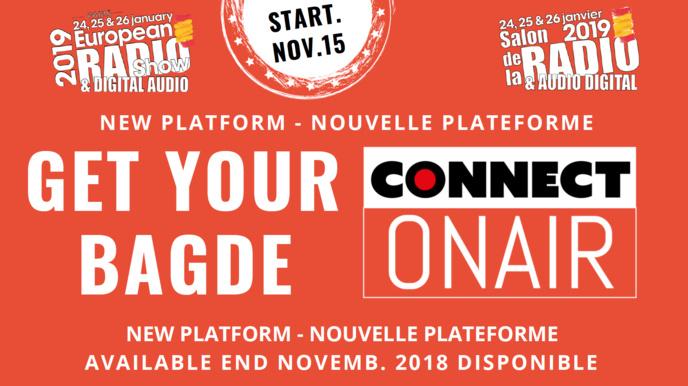 Salon Radio : téléchargez déjà votre badge d'accès gratuit