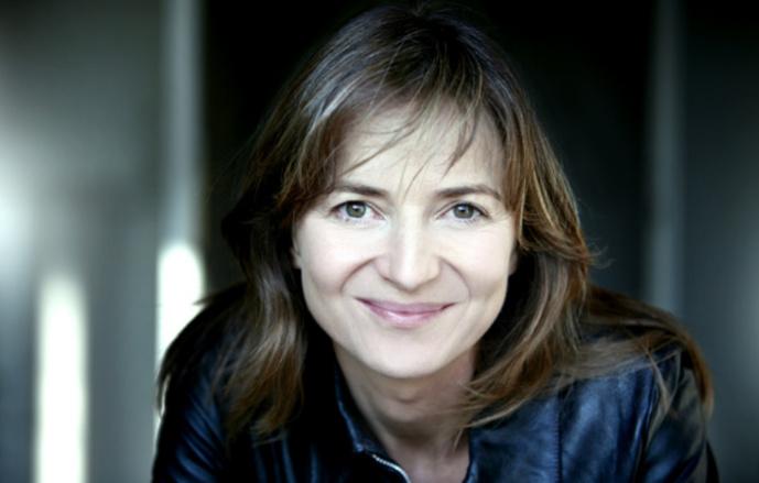 Valérie Fontaine, qui incarne depuis 25 ans la marque Citroën à la radio. © Ledroit-Perrin