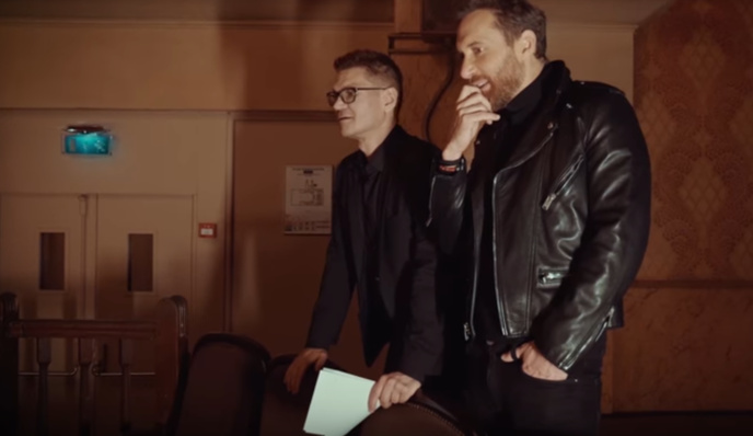 Radio FG : un docu-interview sur David Guetta diffusé sur YouTube