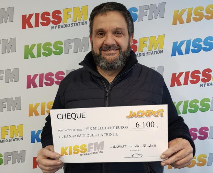 L'heureux auditeur de Kiss FM