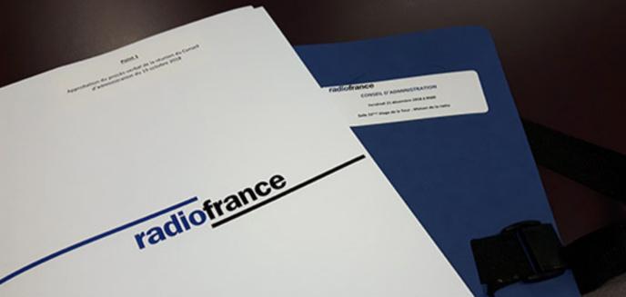 Le 21 décembre, le Conseil d'administration de Radio France a approuvé le budget 2019 © RF/Catherine Grain