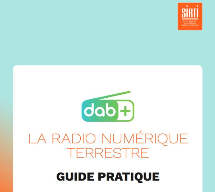 Le SIRTI publie un guide du DAB+