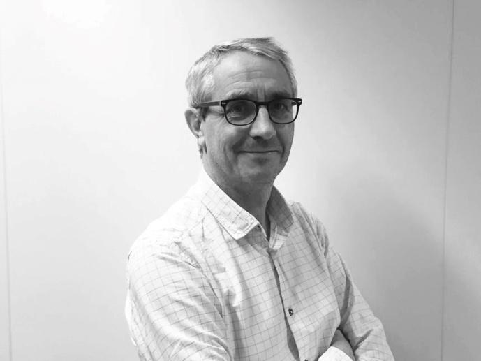 Pierre Denis, le fondateur de Tookast souhaite proposer des livres et journaux en podcasts. © Pierre Denis