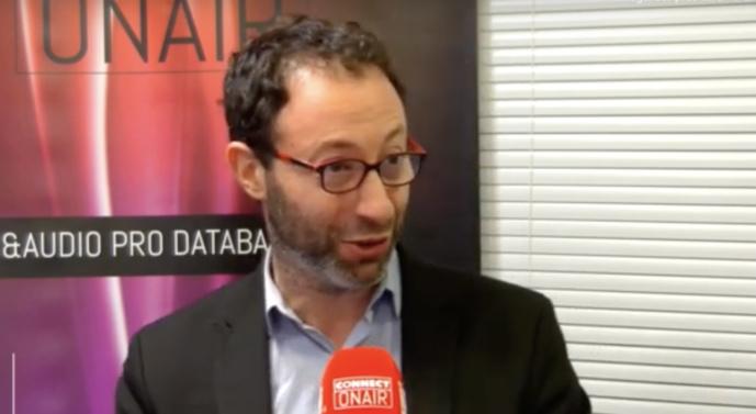 Laurent Frisch dirige le numérique à Radio France depuis 4 ans.