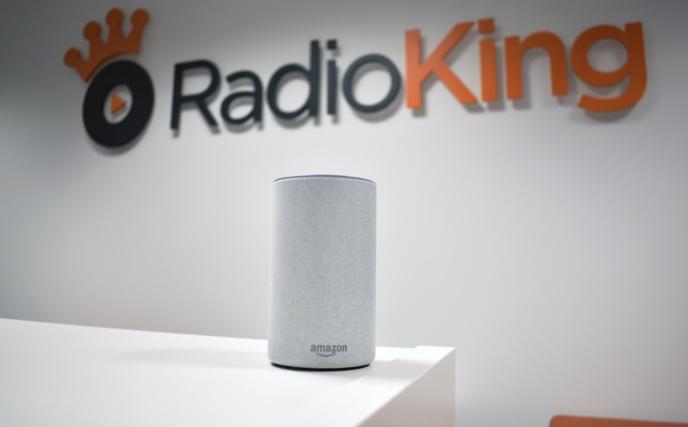 RadioKing : nouveau service dédié aux enceintes connectées sous Alexa
