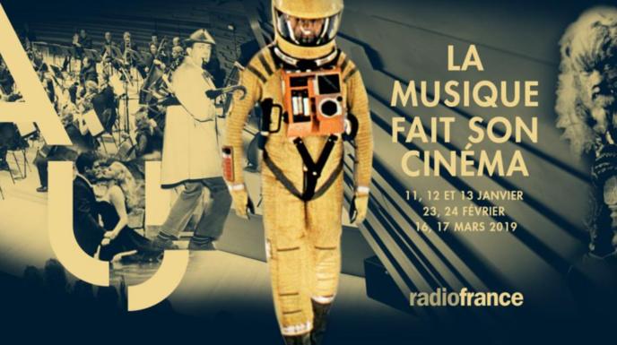 Un week-end très cinéma à Radio France