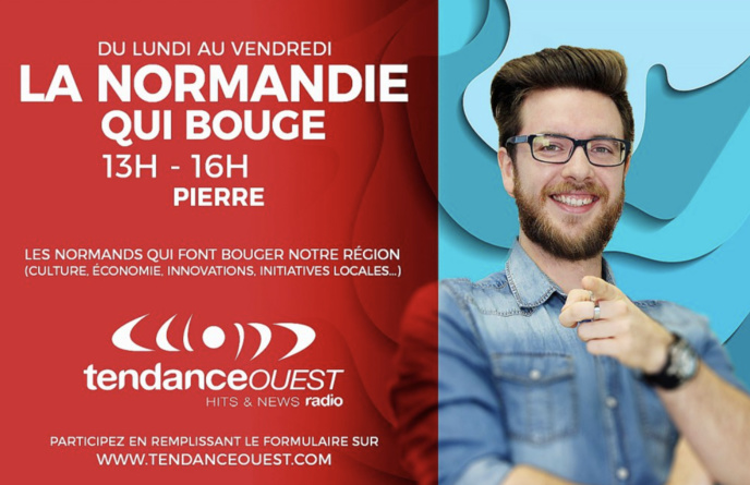 """""""La Normandie qui bouge"""" avec Tendance Ouest"""