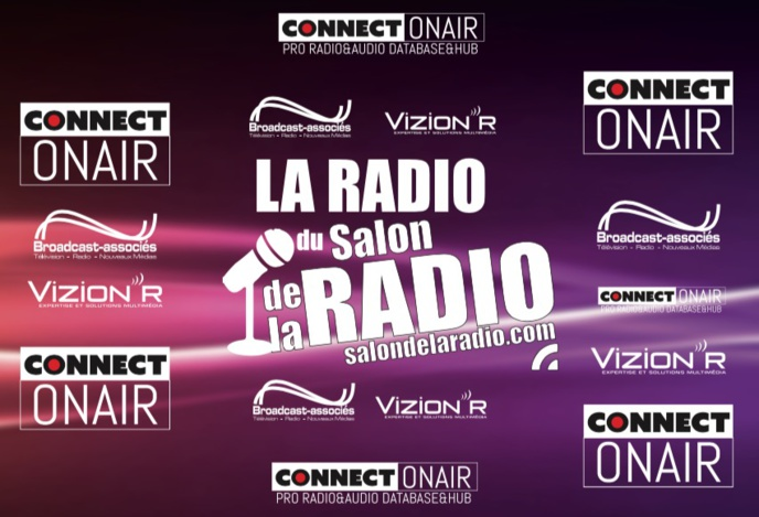 La Radio du Salon de la Radio émettra en DAB+ à Paris