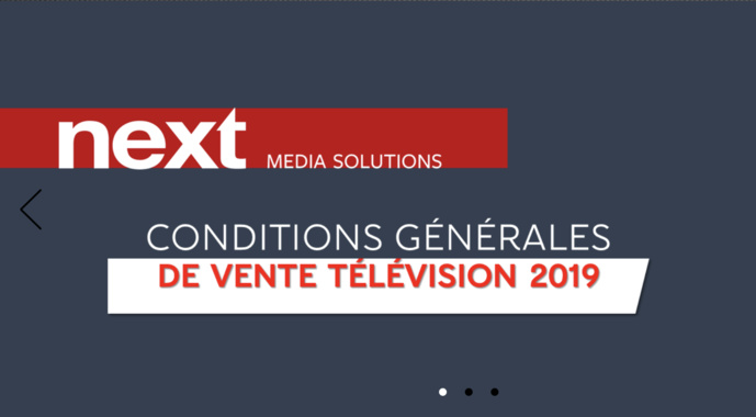 NextRégie devient Next Media Solutions.