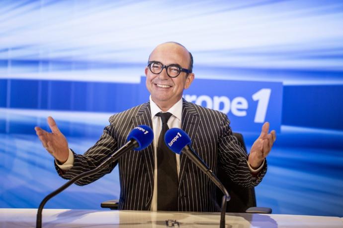 Karl Zéro préside cette année le Jury des Grands Prix Radio © Eric Frotier de Bagneux / Capa Pictures / Europe 1