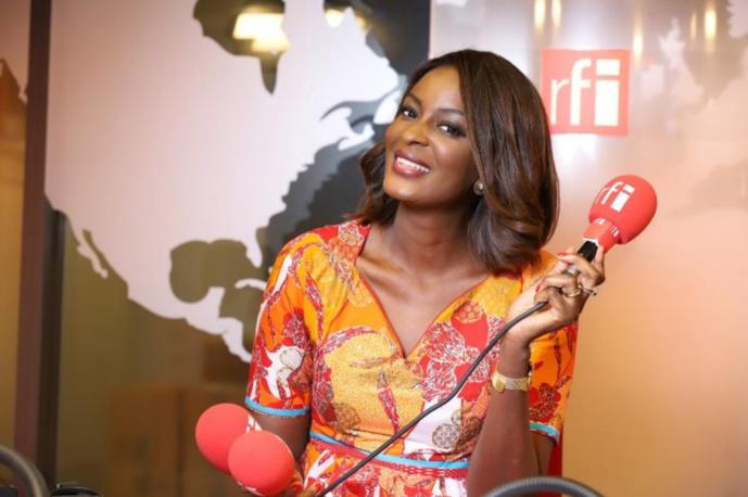 """Les auditeurs de RFI ont déjà pu entendre Diara Ndiaye en remplacement occasionnel de Caroline Paré dans l'émission """"Priorité Santé"""" sur RFI"""