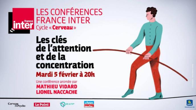 France Inter : le cycle des conférences se poursuit