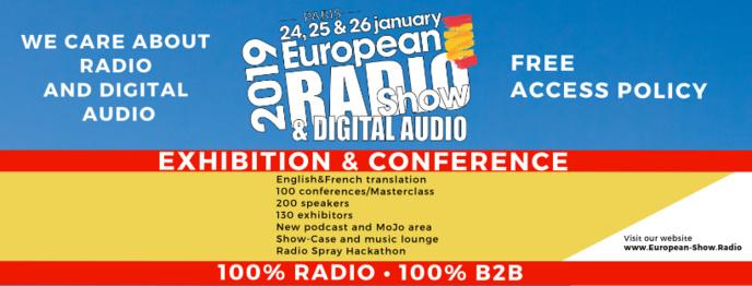 Salon de la Radio : téléchargez votre badge d'accès gratuit