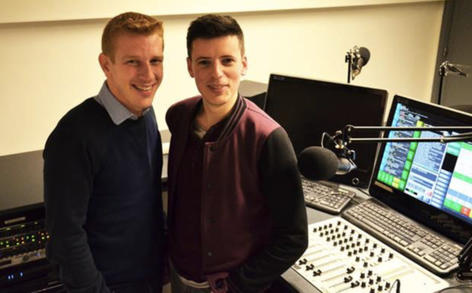 Nicolas Boulart et Geoffrey Thomas les 2 formateurs de l'Ultrason Academy