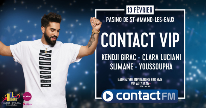 "Un nouveau ""Contact VIP"" pour la radio Contact FM"